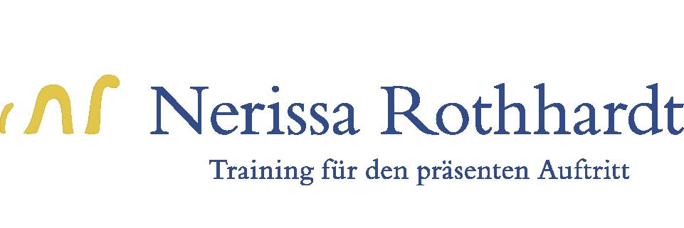 Nerissa Rothhardt - Auftrittstrainer