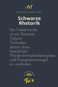 Schwarze Rhetorik der Nebelwerfer 200x300 - Rhetorik_Consulting_Schwarze_Rhetorik_Nebelwerfer