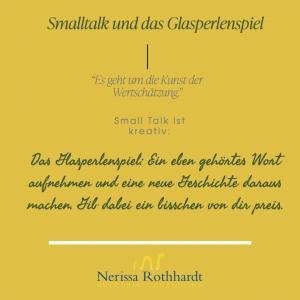 Smalltalk und das Glasperlenspiel 300x300 - Smalltalk und das Glasperlenspiel