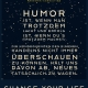 change your life mit humor