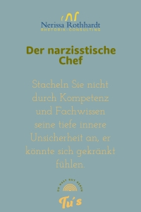 Der narzistische Chef 200x300 - Der narzistische Chef