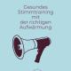 Rhetorik Consulting bietet Tipps fürs richtige Stimmtraining